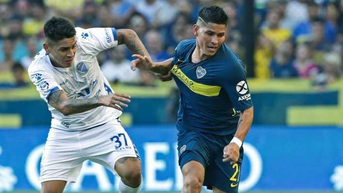 Campuzano, Villa y Fabra, con futuro incierto en Boca Juniors