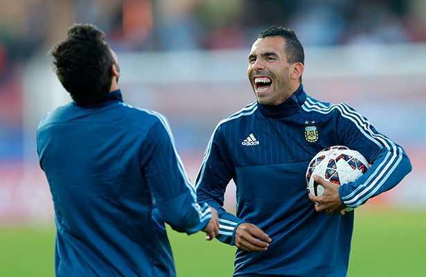 Carlos Tevez es el jugador más querido de Argentina