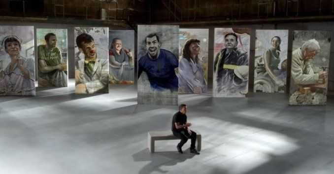 #Eljugadordelpueblo Carlos Tevez invita a los argentinos a contar su historia