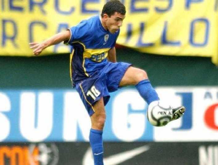 VIDEO: Carlos Tevez , Mejores Jugadas , Asistencias y Goles