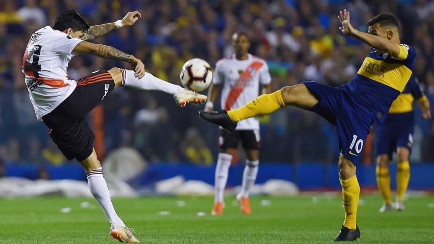 Carta a la AFA para pedir el aplazamiento de la Copa Libertadores