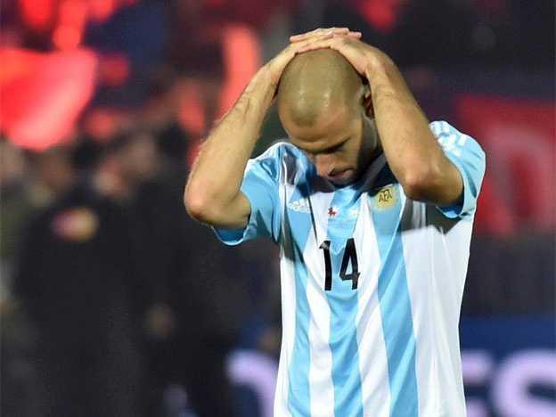 La carta de Mascherano sobre su futuro en la Selección