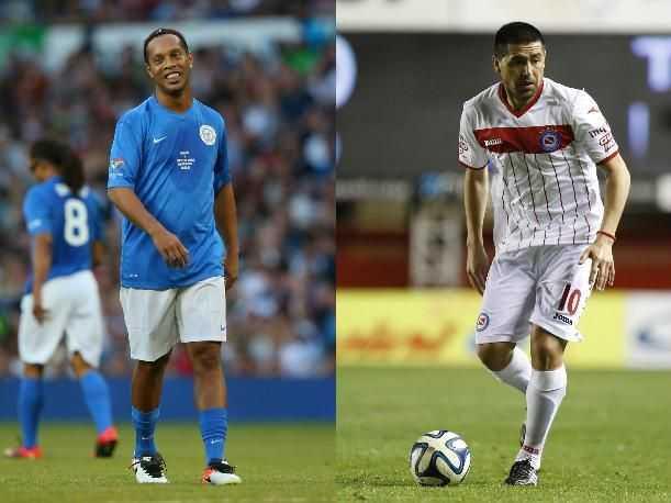 Chapecoense: la razón por la que no llegarían ni Ronaldinho ni Riquelme