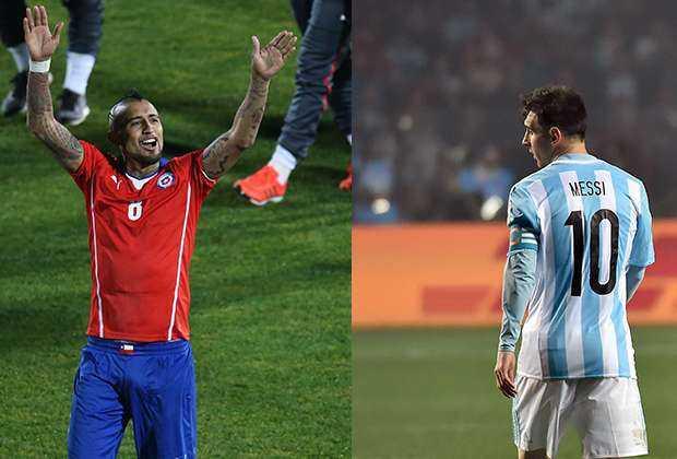 Chile - Argentina: el último paso a la gloria