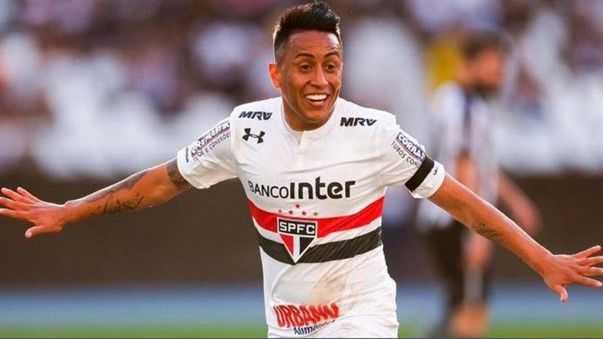 Christian Cueva interesa a Boca Juniors, según prensa argentina