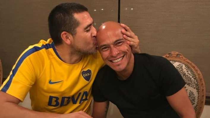 Clemente Rodríguez: A Riquelme lo veo muy bien en este nuevo rol