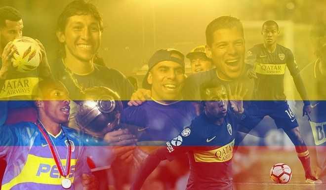 COLOMBIA JUNIORS