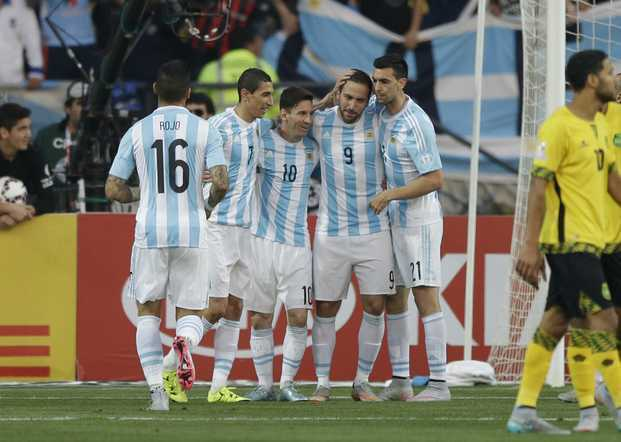 Colombia será el próximo rival de Argentina