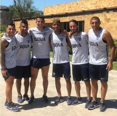 ¿Colombiano fuera del Boca Juniors?