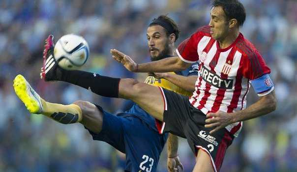�Come pasto, burro�: Delantero de Boca Juniors insultó a zaguero de Estudiantes durante partido
