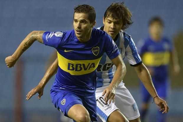 Cómo formarán Racing y Boca en el cruce por la Copa Libertadores
