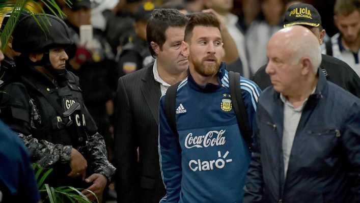 Con algunas dudas, se va perfilando el equipo para enfrentar a Ecuador