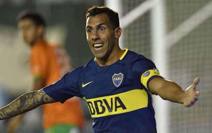 Con gol de Tevez, Boca venció a Banfield en el Sur y se escapó más en la cima