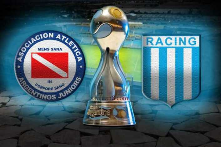 Copa Argentina: Racing y Argentinos Juniors jugarán en San Juan