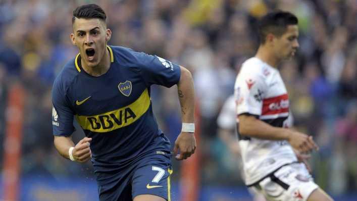 Cristian Pavón no se moverá de Boca