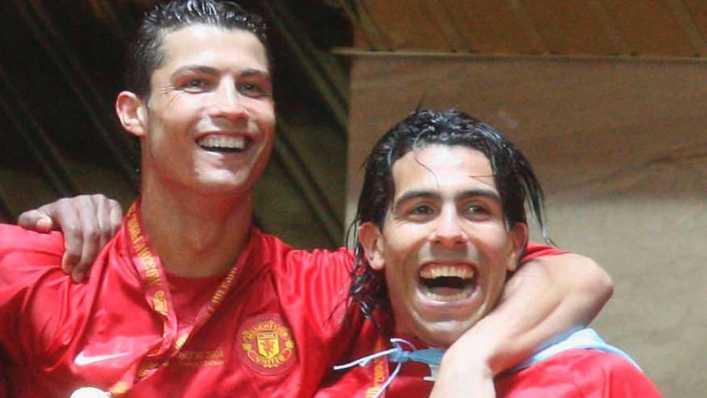 Cristiano pidió que ficharan a Tevez en el Real Madrid en el 2009