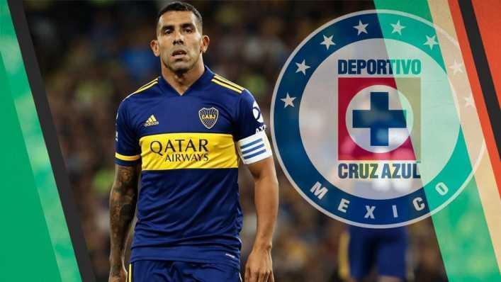 Cruz Azul rechazó a Carlos Tévez este 2020