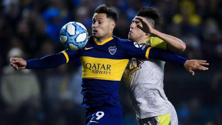 ¿Cuándo volvería Mauro Zárate en Boca?