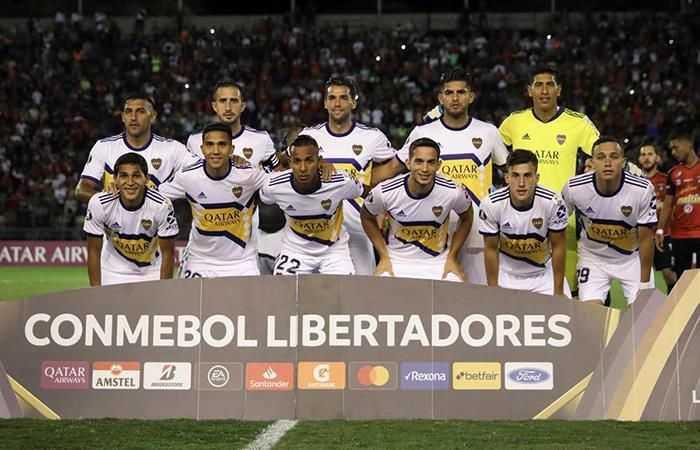 ¿Cuándo y a qué hora juegan Boca vs Caracas por Copa Libertadores?