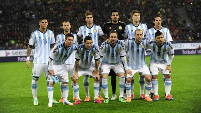 Cuatro argentinos entre los candidatos al equipo ideal de la FIFA