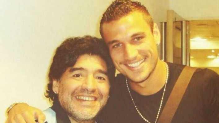 Dani Osvaldo, ¿refuerzo de Maradona en Gimnasia?