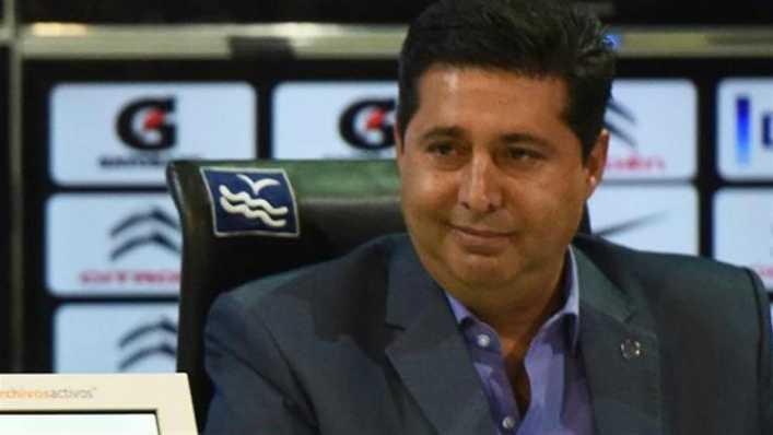 Daniel Angelici contó cuál es la situación de los futbolistas colombianos