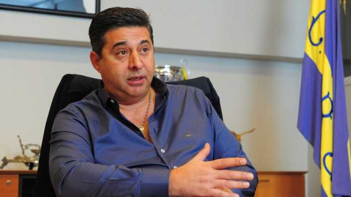 Daniel Angelici mete el dedo en la llaga: A River lo perjudicaron