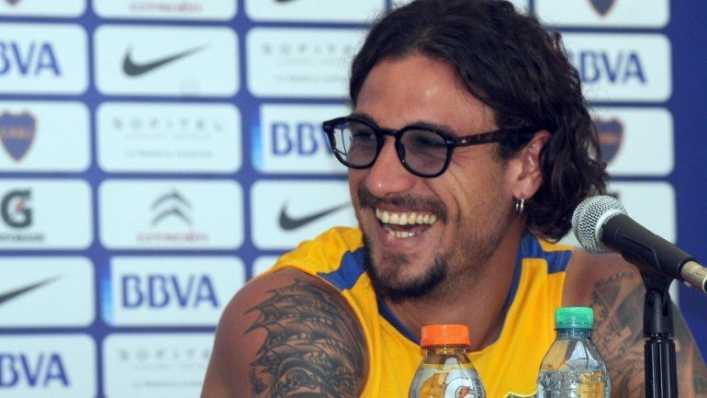 Daniel Osvaldo explicó por qué no triunfó en Boca