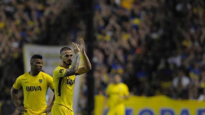 Darío Benedetto agradeció las muestras de apoyo por su lesión