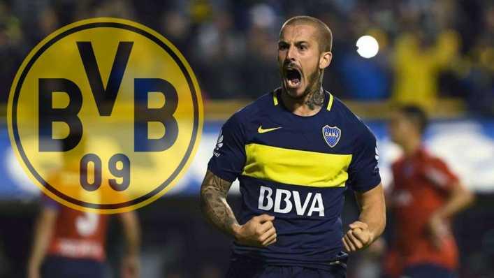 Darío Benedetto, en el radar del Borussia Dortmund