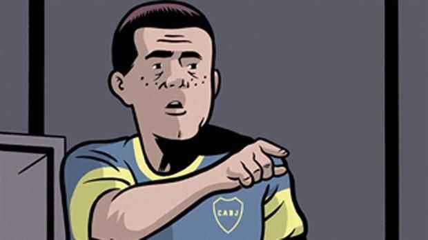 Derribando mitos: fútbol, dinámica de lo impensado