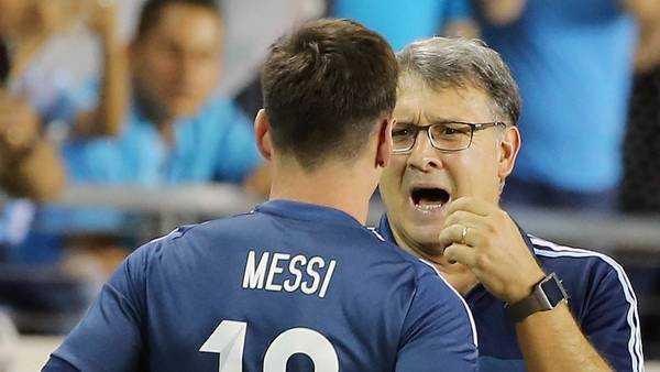 El desafío de Martino: armar una Selección sin Messi