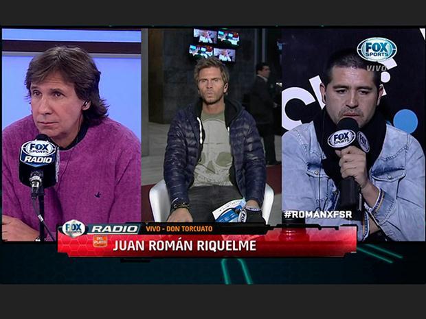 VIDEO: Riquelme despejó las dudas sobre su futuro
