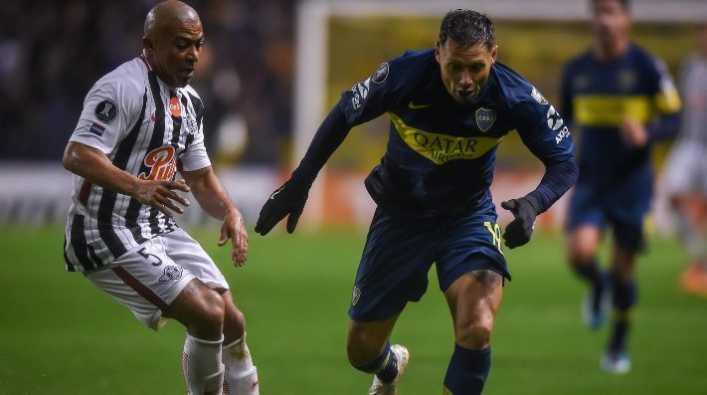 Día y horario de Libertad vs Boca Juniors por la Copa Libertadores