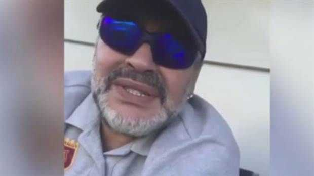 Diego Maradona respaldó a Carlos Tevez