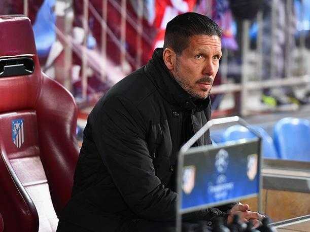 DIEGO SIMEONE NO DESCARTA DIRIGIR SELECCION ARGENTINA