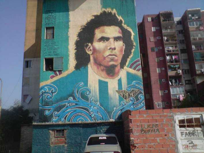 "VIDEO: Documental Carlitos Tévez ""El pibe de Oro"""