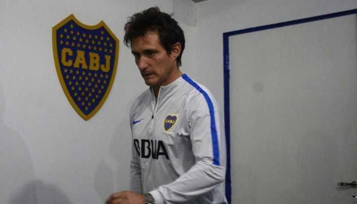 Dos jugadores de Boca salieron a bancar Schelotto