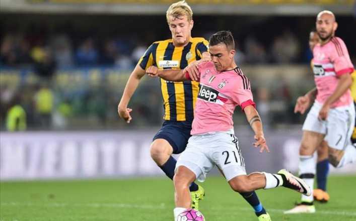Dybala iguala a Tevez en su primera temporada en la Juventus