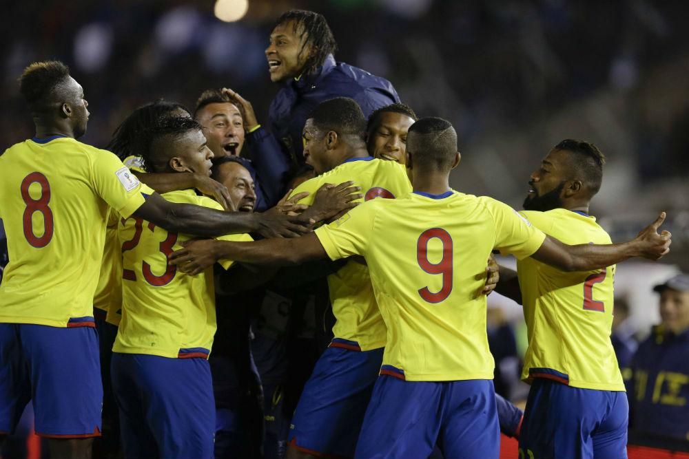 ecuador humillo 2 0 argentina eliminatorias rusia 2018