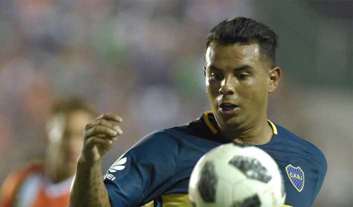 Edwin Cardona habló sobre su continuidad en Boca Juniors