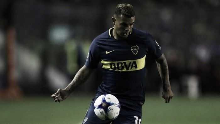 Edwin Cardona: No me gustaría irme nunca de Boca