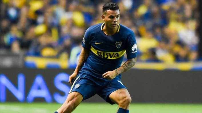 Edwin Cardona regresa a Boca Juniors
