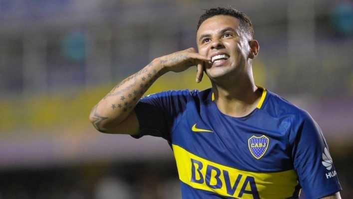 Edwin Cardona se despide de Boca con un comunicado