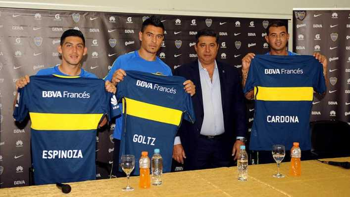 El 11 ideal de Boca a la espera de Tevez y un jugador más