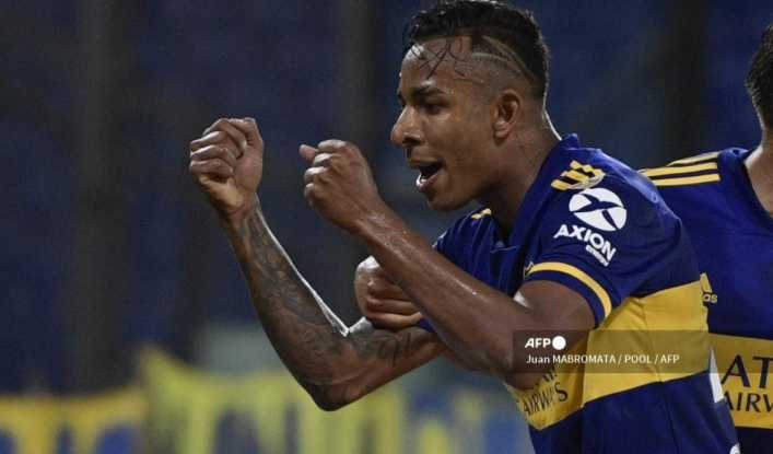 El 70% de Boca hoy es Villa. Ni Edwin Cardona ni Carlos Tévez, es Villa