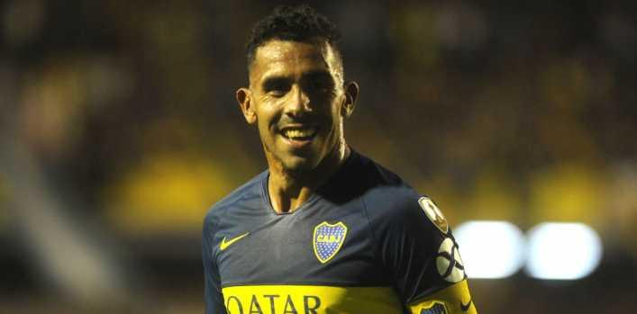 El apoyo de Tevez al pibe de Vélez