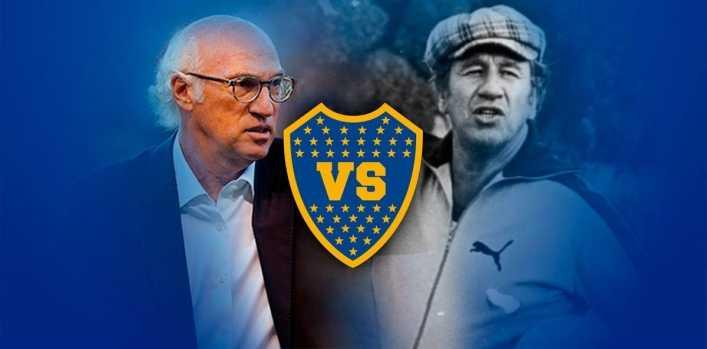 El Boca de Lorenzo y el de Bianchi, ¿quién ganaría?