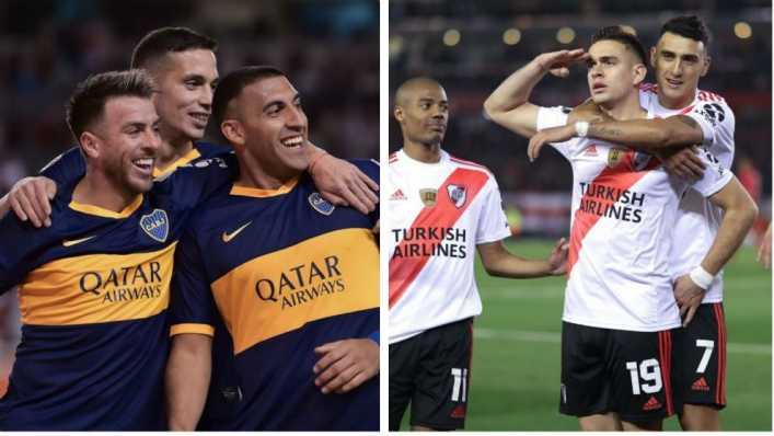 ¡El Boca-River podría jugarse fuera de Argentina!