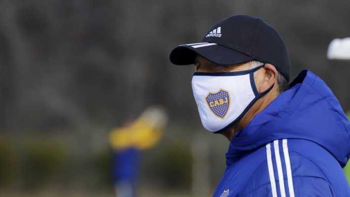 El cronograma de Boca hasta el duelo contra Independiente Medellín